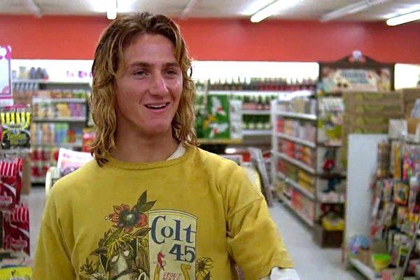 Sean Penn in Fast Times at Ridgemont High