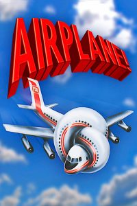 The comedy classic Airplane. Father of all spoofs