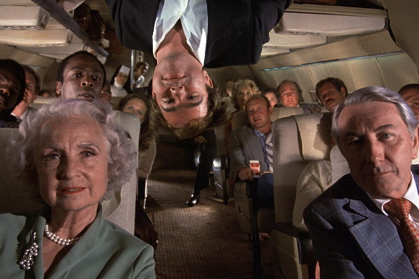 Airplane! 1980 Comedy classic Leslie Nielsen