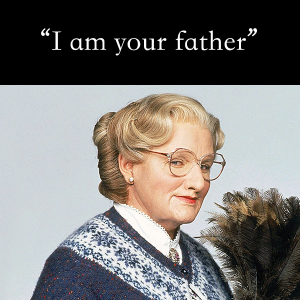 Mrs. Doubtfather