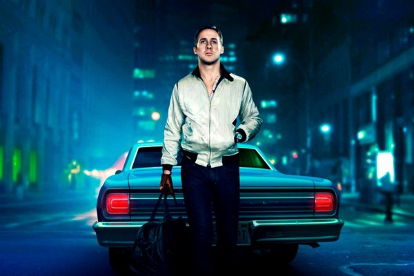 The driver Ryan Gosling gets away with the money