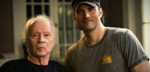 Directors and composers John Carpenter and Robert Rodriguez